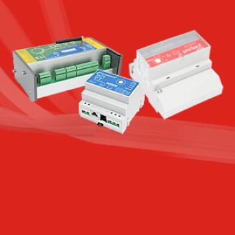 urządzenia pomiarowe, odczytowe i transmisyjne, konwertery licznik-modbus