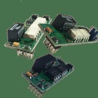 umożliwiające łatwe dostosowanie do potrzebnego standardu transmisji (RS232, RS485, CLO, M-Bus). Opcjonalny moduł wirtualnych portów szeregowych umożliwia odczyt liczników przez TCP/IP.