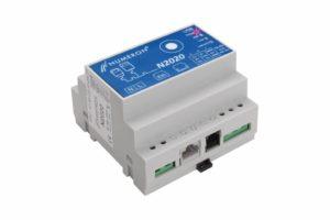 N2020 to konwerter IEC-Modbus. Jego wewnętrzne oprogramowanie jest zoptymalizowane do odczytu danych z liczników energii elektrycznej i ich konwersji do standardu protokołu Modbus. Urządzenie zachowuje również funkcje swoich technicznych przodków którymi są N2000 i N2010 czyli konwertera serial-Ethernet z buforowaniem danych odczytanych z liczników .  Więcej...
