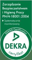 Lipiec 2015 Wdrażamy system zarządzania ISO 18001:2004