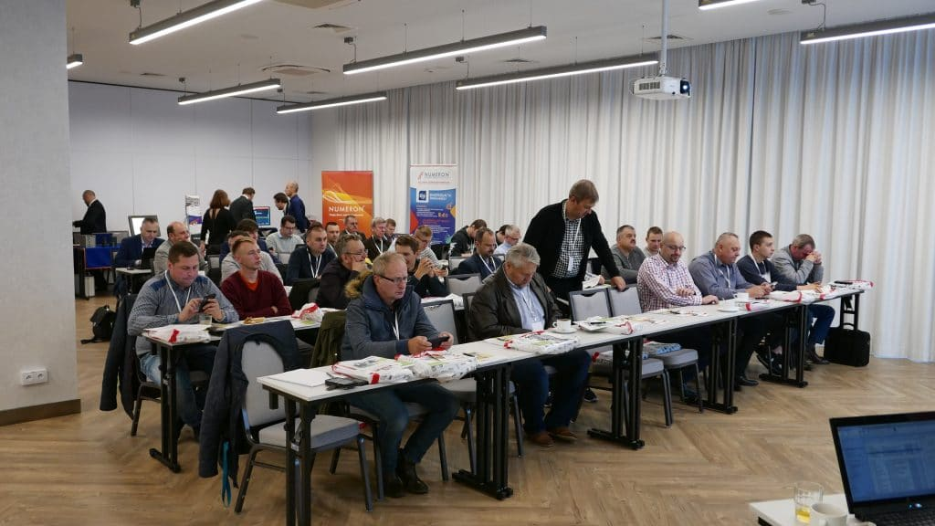 55 edycja Seminarium Utrzymania Ruchu w Przemyśle