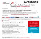 SUR Zaproszenie 2017 Kraków