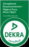 Logo DEKRA 18001