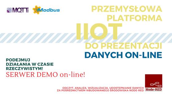 IIoT serwer demo